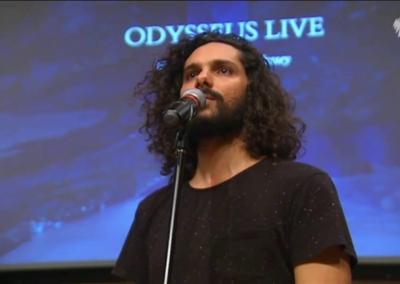 Odysseus Interview (SBS)