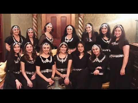 "Performance of ""A La Nanita"" (In Spanish/Assyrian)"